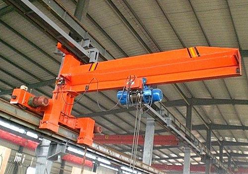 Jib crane from Ellsen