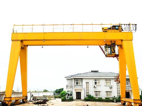 A-type double girder gantry crane