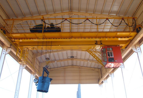 Double Girder Overhead Casting Crane