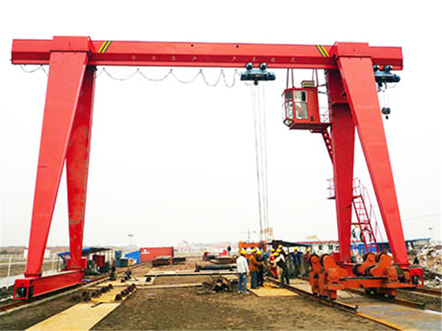 10 ton gantry crane specification form China