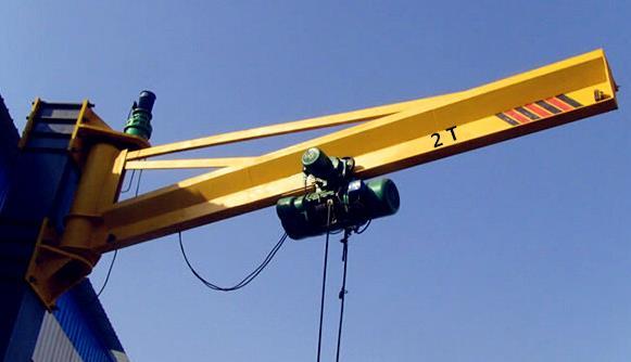 What Precautions Should You Take When Purchasing A Wall Mounted Jib Crane