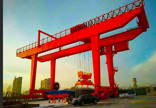 Advanced Technical Specifications and Features of Rubber-tyred Gantry Cranes