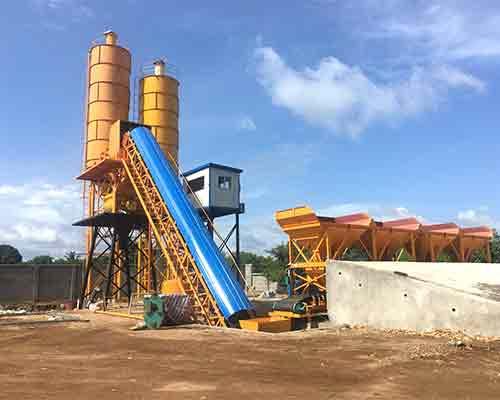 Concrete plant for sale in Aimix