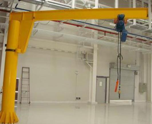 The Safety Regulations For The Installation And Operation Of Boom Jib Crane