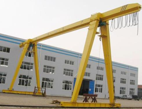 Three Benefits Of Using A Single-Girder Gantry Crane For Your Business