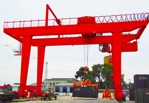Where To Buy A Safe Rail-Mounted Gantry Crane