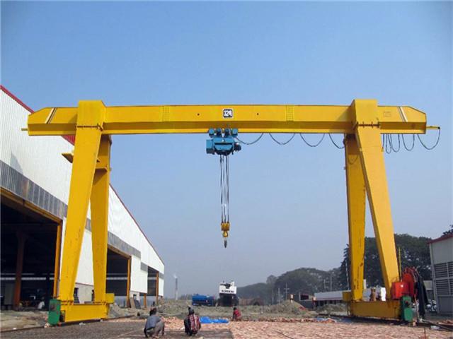 single-beam gantry crane for sale