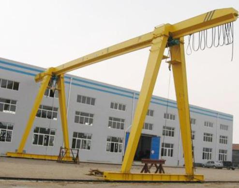 The Advantages Of Using A 5-Ton Gantry Crane For Heavy Lifting
